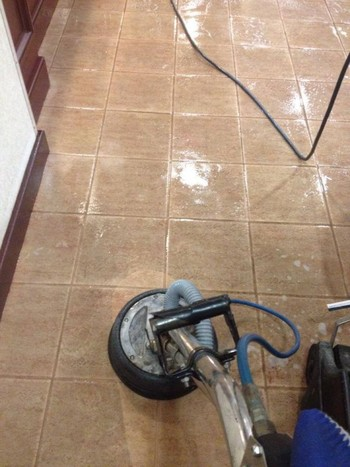 Tile & Grout Cleaning by A Friendly Carpet Cleaning & Restoration LLC