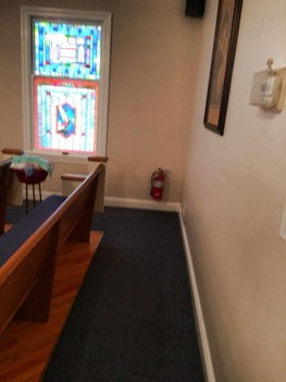 Wood Floor Polishing and Carpet Cleaning at St. Barsawmo Syriac Orthodox Church, NJ
