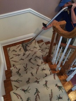 Carpet Cleaning at Port Liberte, NJ