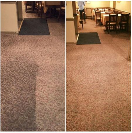 Commercial Carpet Cleaning in Avenel